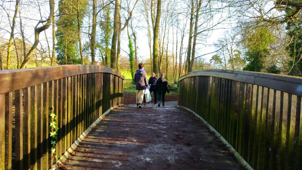 River Avon Monkton Park