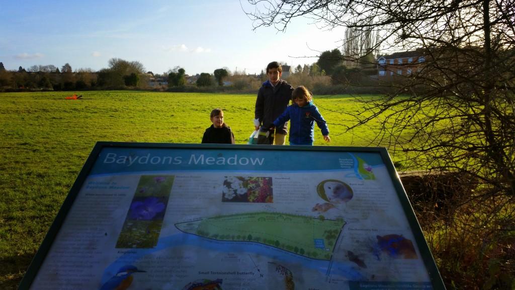 Chippenham River Avon Baydon's Meadow