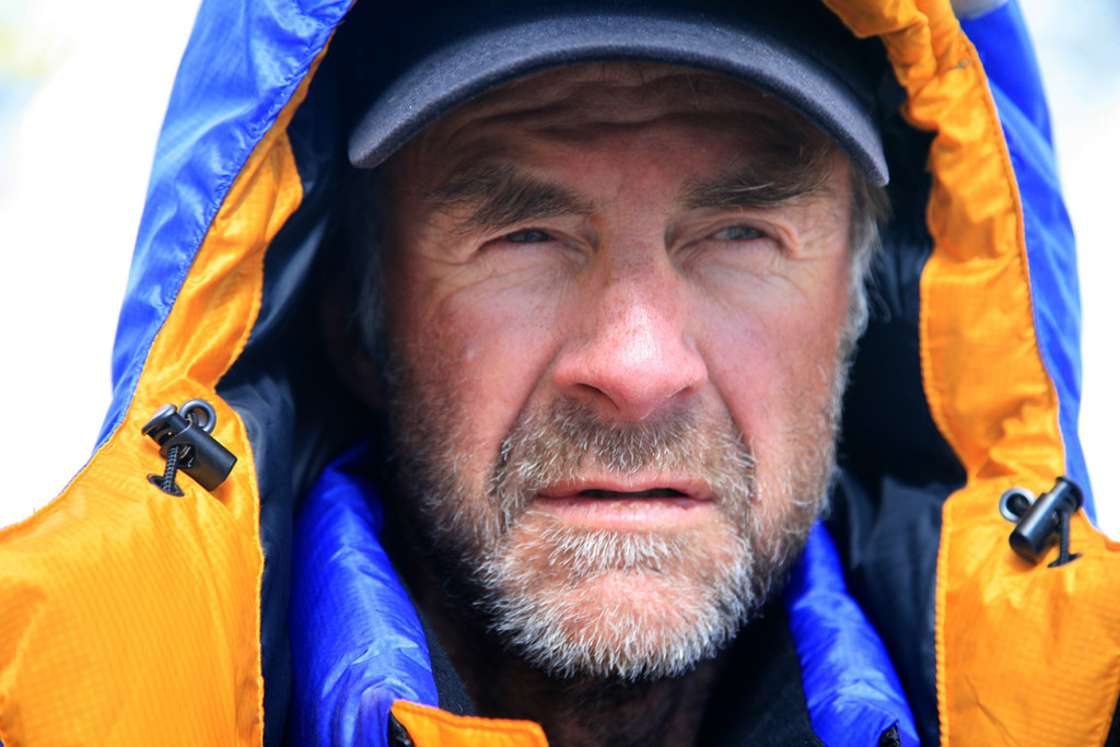 Sir Ranulph Fiennes Everest 2008