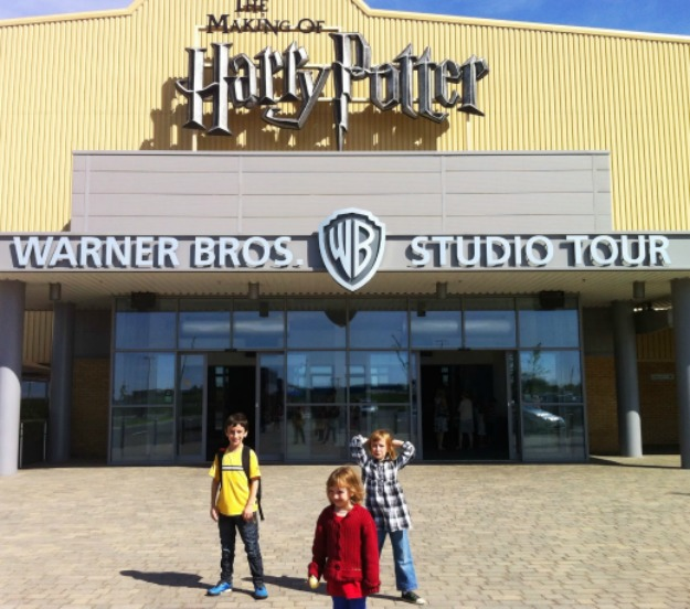 The Making Of Harry Potter Studio Tour- Sweets and Treats- Summer 2015