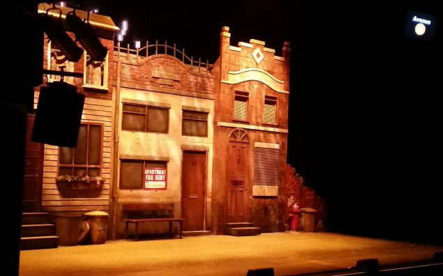 Avenue Q at the Wyvern Theatre, Swindon, Wiltshire