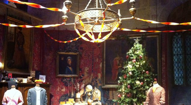 Harry Potter Tour Christmas