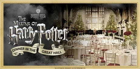 Harry Potter Dinner In The Great Hall