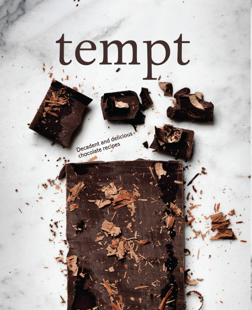 Tempt Love Food Parragon Books Chocolate-Dipped Pumpkin Seed Brittle