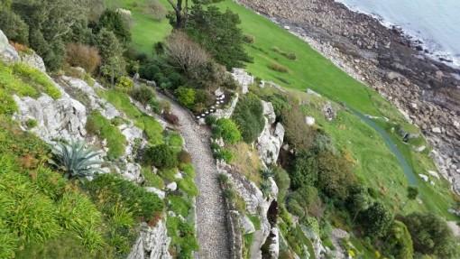 St.Michael's Mount, Marazion, Cornwall. U.K.