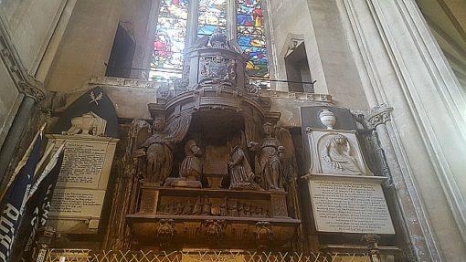 Bristol Cathedral organ