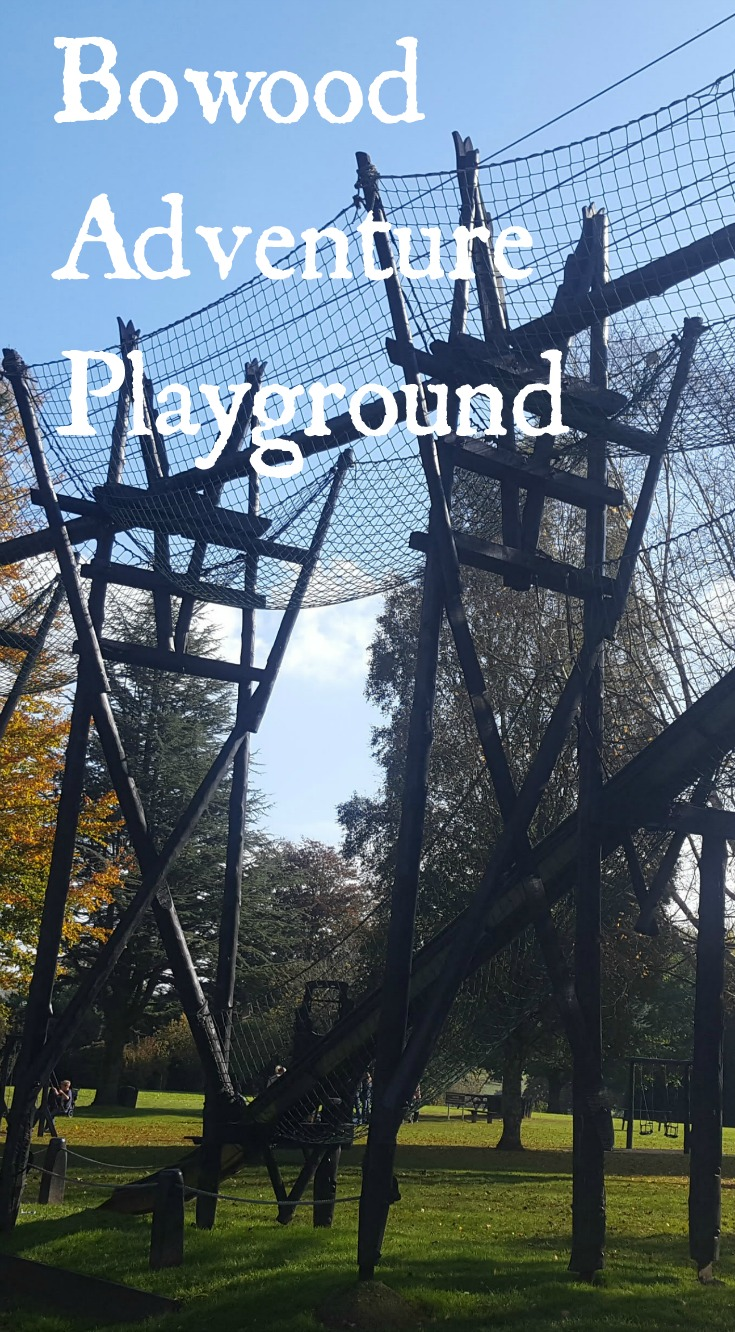 Bowood Adventure Playground is one of the best in the U.K.