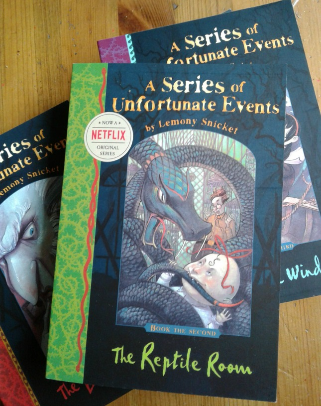 A Series Of Unfortunate Events is a Netflix Original Series of the Egmont books by Lemony Snicket